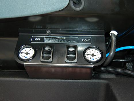 Hinten Zwillingsreifen 2006-2013 BasPlus Zusatz Luftfederung für Ford Transit