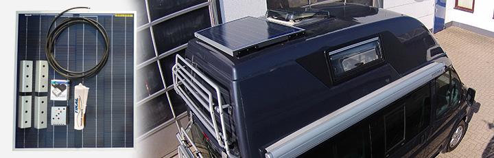 Solar-Sets passend für Wohnmobile
