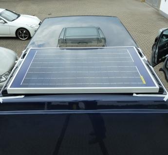80w 12v solar set passend f r ford nugget westfalia. Black Bedroom Furniture Sets. Home Design Ideas