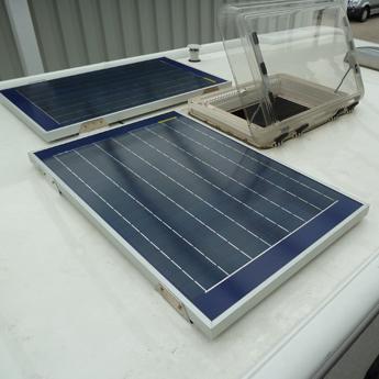160w 12v wohnwagen solaranlage autark ii 160w solara solaranlage wohnwagen solar 280 watt. Black Bedroom Furniture Sets. Home Design Ideas