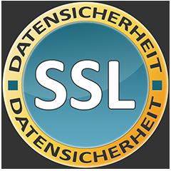 SSL abgesichert