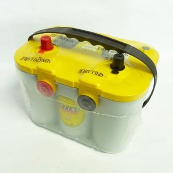 optima yellowtop batterie yt u 4 2 12v 55ah 870a. Black Bedroom Furniture Sets. Home Design Ideas