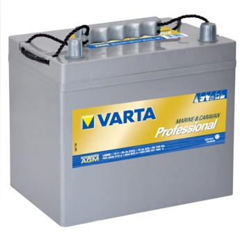 varta professional dc agm lad85 12v 85 ah batterie. Black Bedroom Furniture Sets. Home Design Ideas